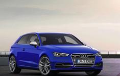 Audi S3 Exterior 1