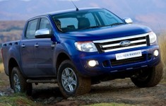Ford Ranger New February 2013