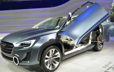 Subaru Viziv 2 Concept 3