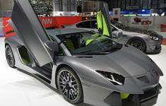 Tuned Cars Of Geneva 41