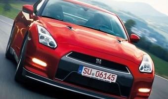 2014 Nissan GT R 2