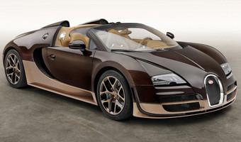 Bugatti Veyron Grand Sport Vitesse 2