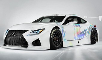 Lexus RC F GT3 1