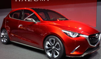 Mazda Hazumi Concept 2