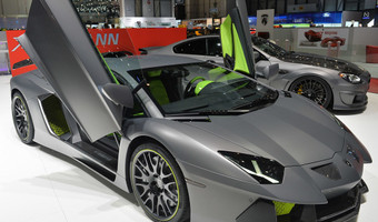 Tuned Cars Of Geneva 41