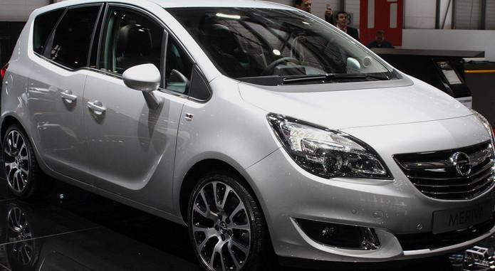 2014 Opel Meriva 2