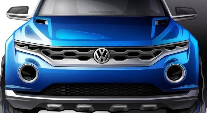 Volkswagen T ROC Concept 2