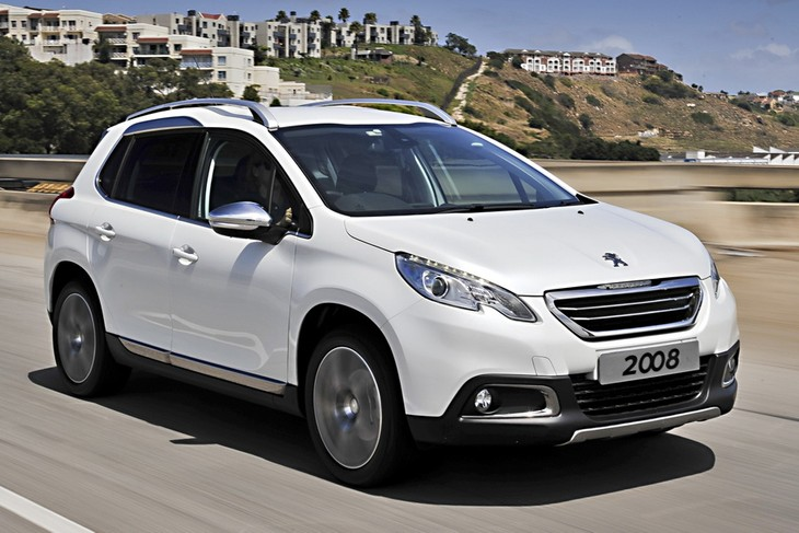 Peugeot 2008 (2014) Driven - Cars co za