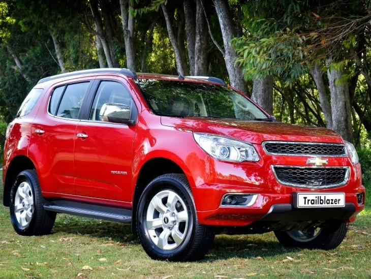 2014 Chevrolet Trailblazer 1