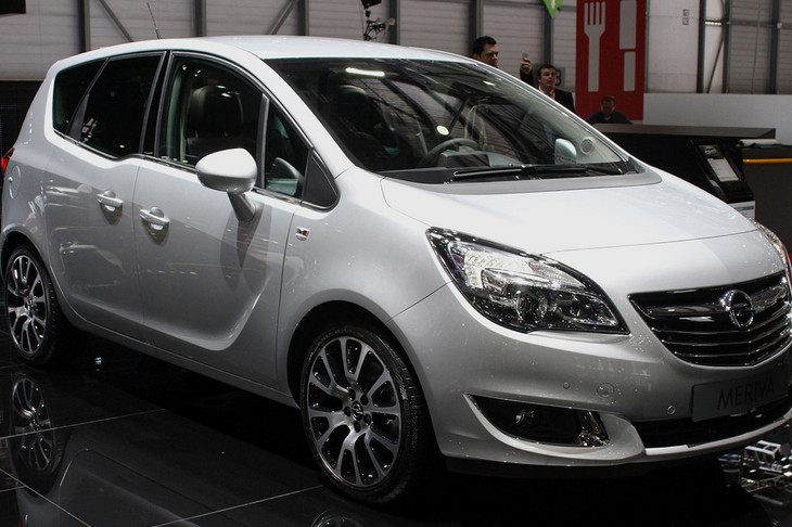 2014 Opel Meriva Unveiled In Geneva Cars
