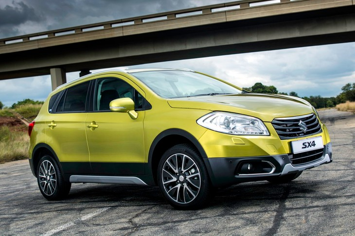 Suzuki SX4 (2014) Driven - Cars co za