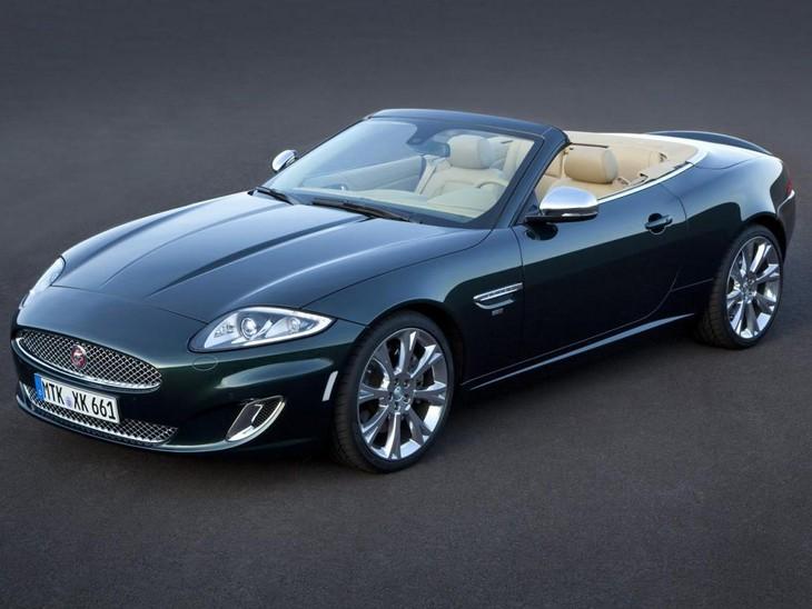 Jaguar XK66 Special Edition 4