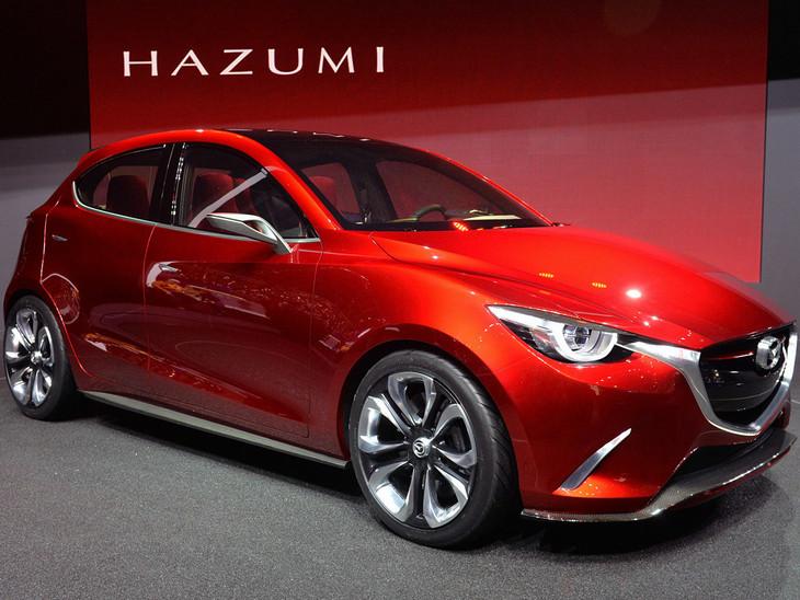 Mazda Hazumi Concept Goes Official in Geneva - Cars.co.za