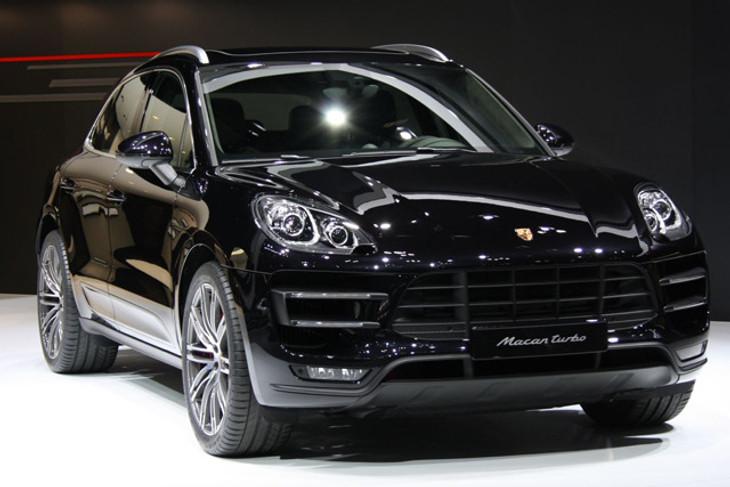 Porsche Macan Pricing