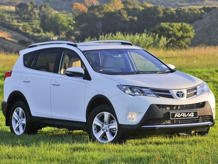 Toyota RAV4 Range Updated - Cars co za