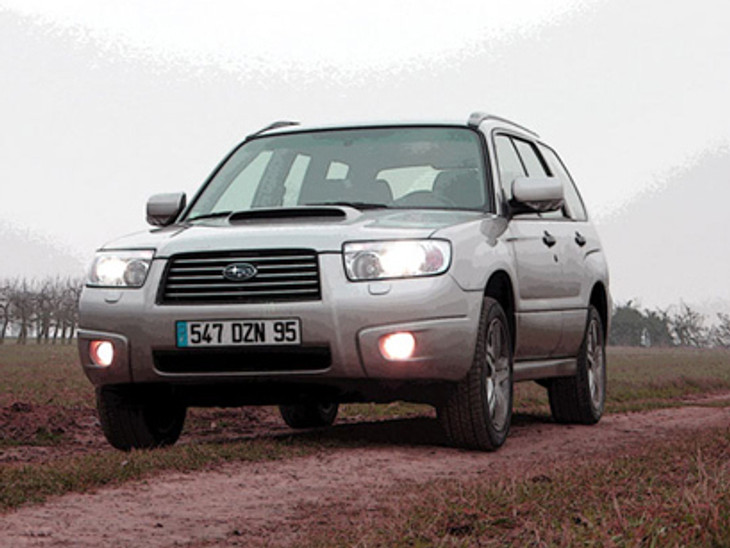 SUBARU FORESTER TAILGATE BADGE S TURBO