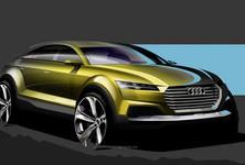 Audi TT Crossover Concept 2