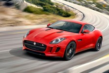 Jaguar F Type Coupe 2015 1024x768 Wallpaper 01