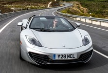 McLaren MP4 12C Spider 2013 1024x768 Wallpaper 89