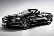 Mercedes Benz SL 400