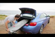 The New Bmw 4 Series Boot Test Cars Co Za