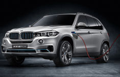 BMW Concept X5 EDrive 5