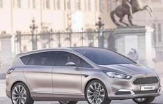 Ford S MAX Vignale Concept 3 Custom