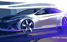 Honda Spirior Concept Custom