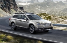 Subaru Outback 2015 1600x1200 Wallpaper 04