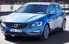 Volvo Self Driving Cars