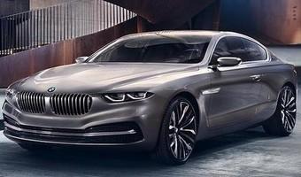 BMW 9 Series Sedan Concept