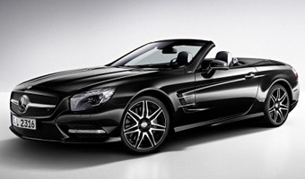 Mercedes Benz SL 400