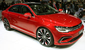 New Midsize Coupe Concept 5