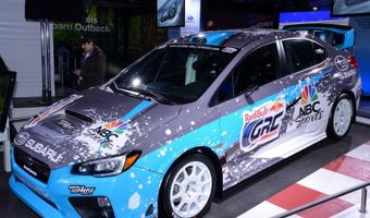 Rallycross Spec 2015 WRX STI Custom