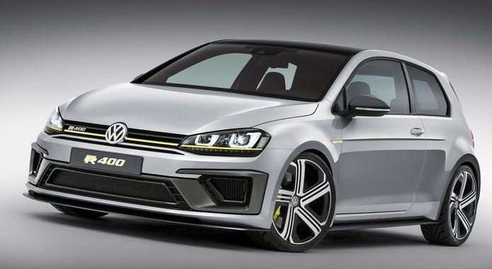 Volkswagen Golf R 400 Concept 2014 800x600 Wallpaper 02