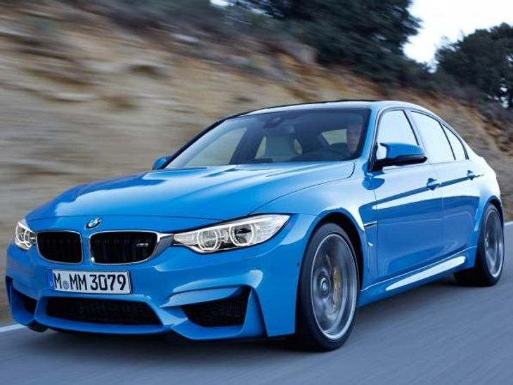 2014 Bmw M4 And M3 Pricing Announced For South Africa Carscoza