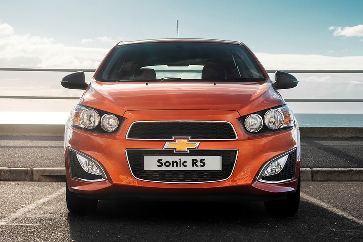 Chevrolet Sonic RS (2014) Review - Cars co za