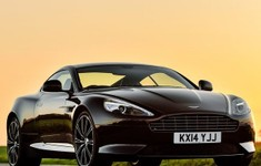 Aston Martin DB9 Carbon Edition 1