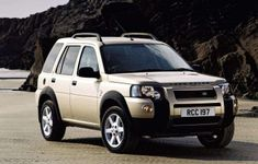 Land Rover Freelander Td4 2004