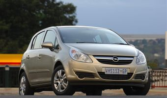 Opel Corsa Enjoy 2008