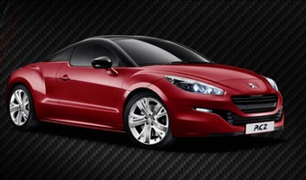 Peugeot RCZ Red Carbon Edition