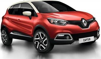 Renault Captur Helly Hansen Special Edition 1