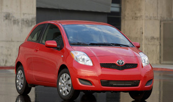 Toyota Yaris 3 Door 2009