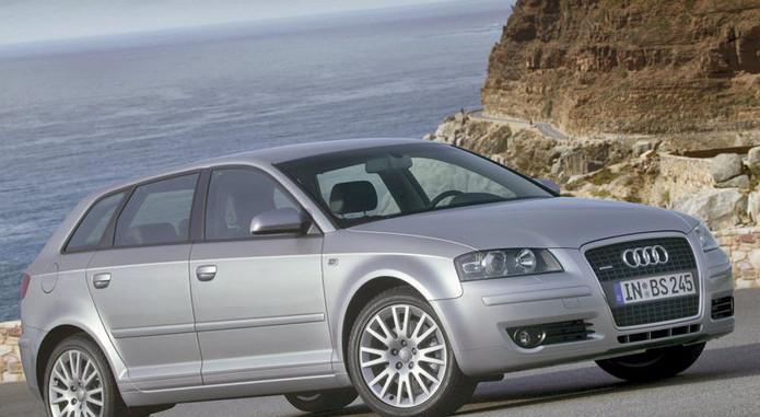 Audi A3 Sportback 2004