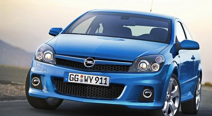 Opel Astra Opc 2004