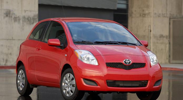 Toyota Yaris 3 Door 2009