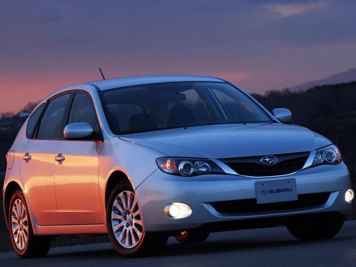 Subaru Impreza 2 0 R (2008) Driving Impression - Cars co za