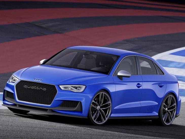 Audi A3 Clubsport Quattro Concept Unveiled Carscoza
