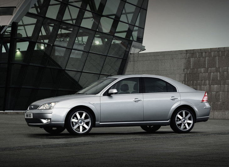 Ford Mondeo St220 2005 Driving Impression Cars