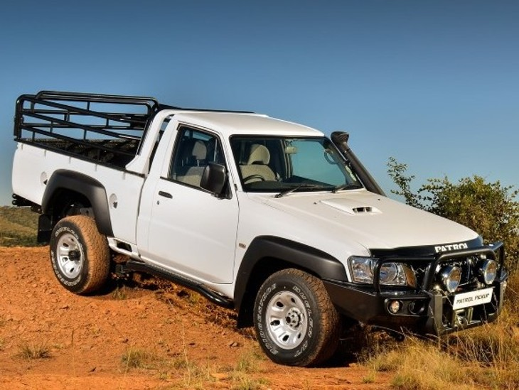 Rugged New Nissan Patrol Launched In SA – Specs and Prices